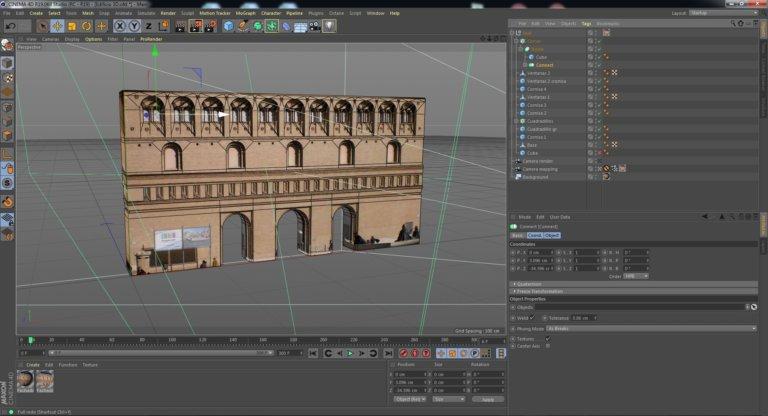 04_Edificio 3D - Construido